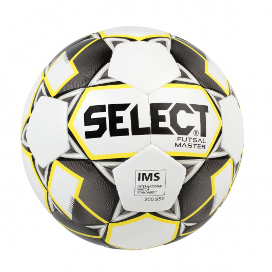 М'яч футзальний SELECT Futsal Master Grain (IMS)