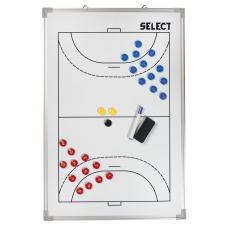 Тактична дошка SELECT Tactics board alu - handball