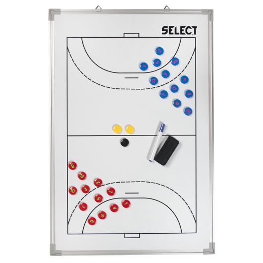 Тактична дошка SELECT Tactics board alu - handball